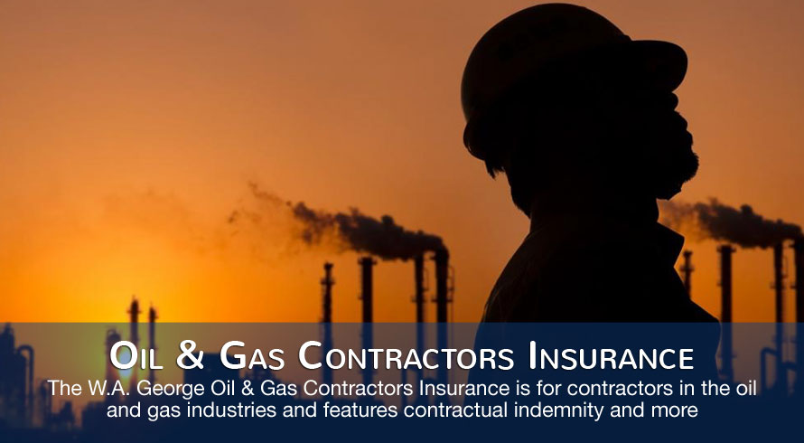 Oil gas contractor insurance